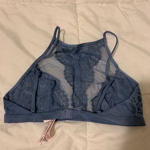 Victoria's Secret Intimates & Sleepwear - NEW Victoria's Secret High Neck Lace Bralette